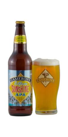 CALIFORNIA SUNSHINE APA