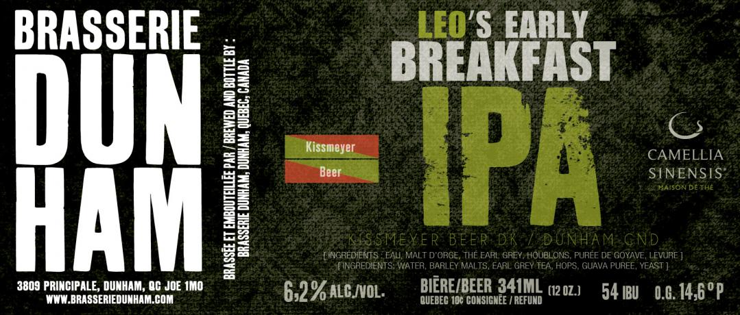 LEO´S EARLY BREAKFAST IPA